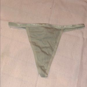 Victoria's Secret V string thong in size small